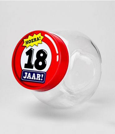 Candy Jars - 18 jaar