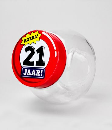 Candy Jars - 21 jaar