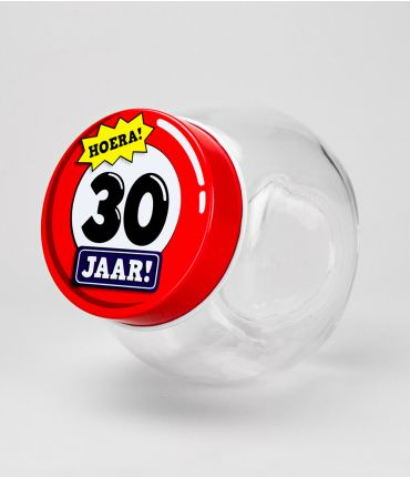 Candy Jars - 30 jaar