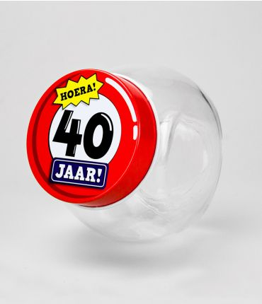 Candy Jars - 40 jaar