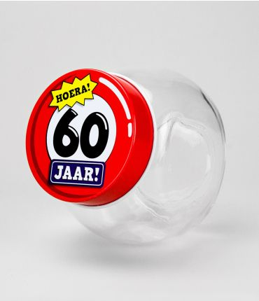 Candy Jars - 60 jaar
