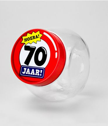 Candy Jars - 70 jaar