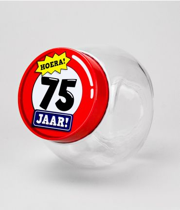Candy Jars - 75 jaar