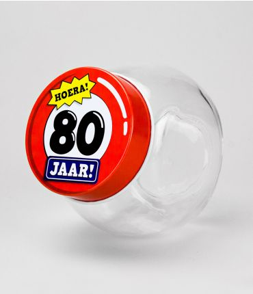 Candy Jars - 80 jaar