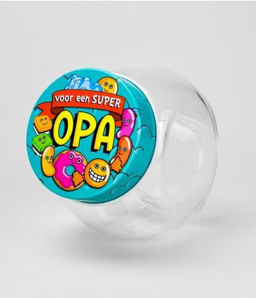 Candy Jars - Opa