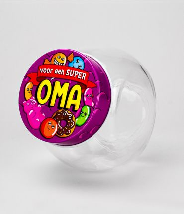 Candy Jars - Oma
