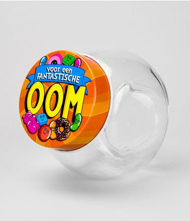 Candy Jars - Oom