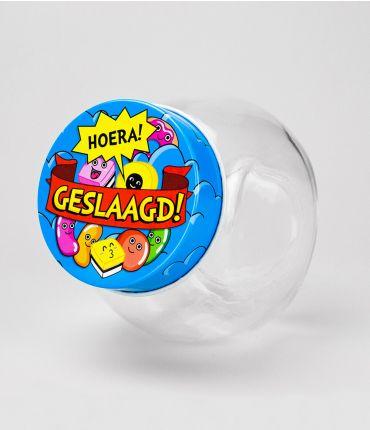 Candy Jars - geslaagd school
