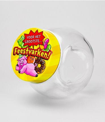 Candy Jars - feestvarken