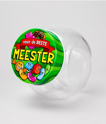 Candy Jars - meester