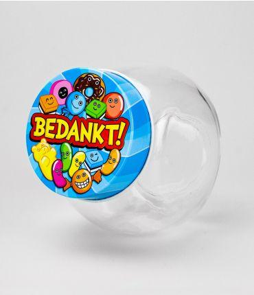 Candy Jars - bedankt