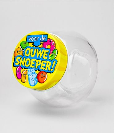 Candy Jars - ouwe snoeper