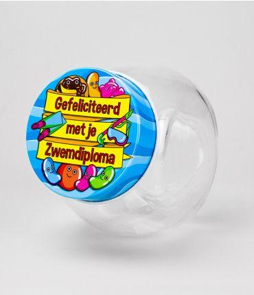 Candy Jars - zwemdiploma