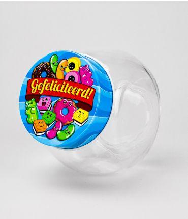 Candy Jars - gefeliciteerd