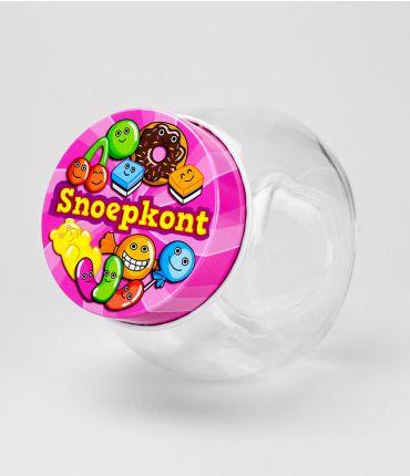Candy Jars - snoepkont