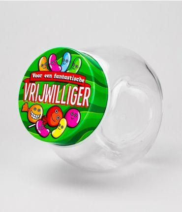 Candy Jars - vrijwilliger