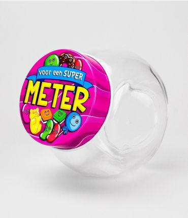 Candy Jars - meter