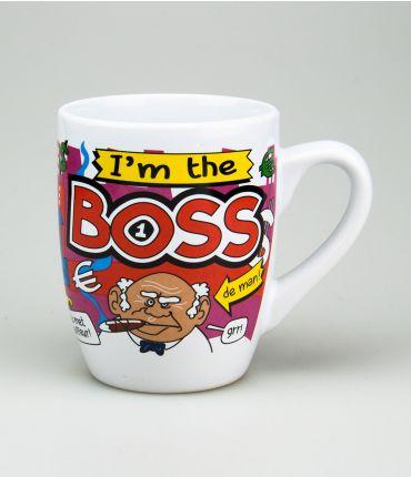 Cartoonmok Boss