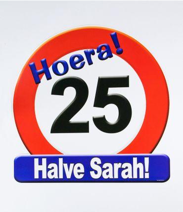 HSchild - 25 jaar H Sarah
