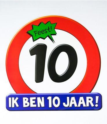 HSchild - kids 10 verkeersbord