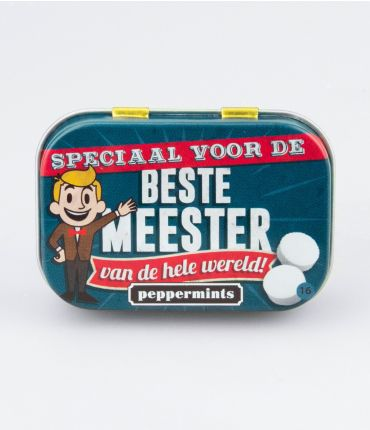 Retro Mints - beste meester