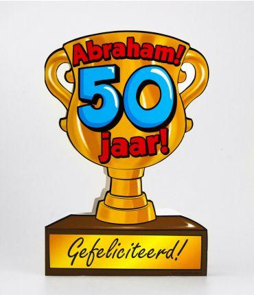 Trofee kaart - Abraham