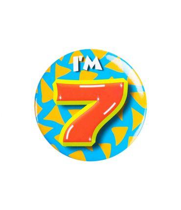 i'm button 7