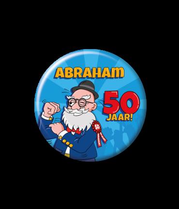 Button klein - Abraham (cartoon)
