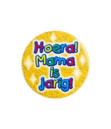 Button klein - mama