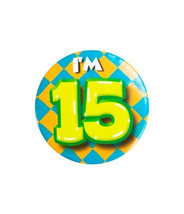Button klein - i'm 15