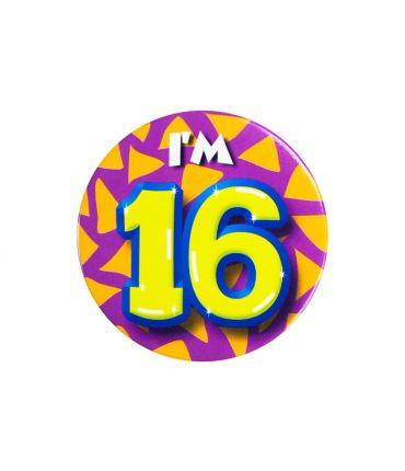 Button klein - i'm 16
