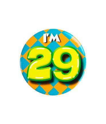Button klein - i'm 29