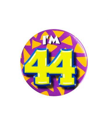Button klein - i'm 44