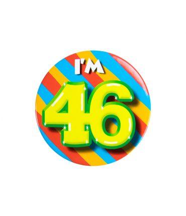 Button klein - i'm 46