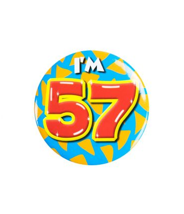 Button klein - i'm 57