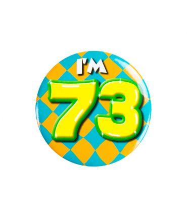 Button klein - i'm 73
