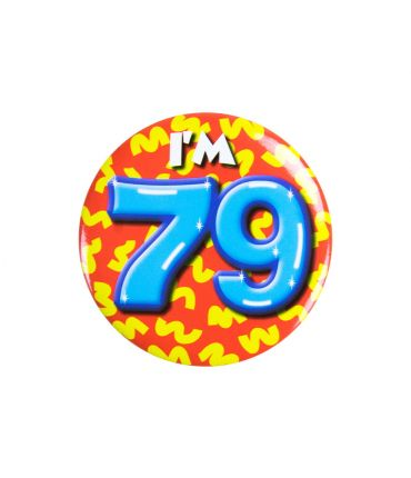 Button klein - i'm 79