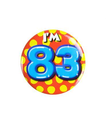 Button klein - i'm 83