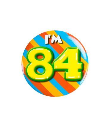 Button klein - i'm 84