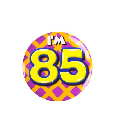 Button klein - i'm 85