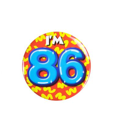 Button klein - i'm 86