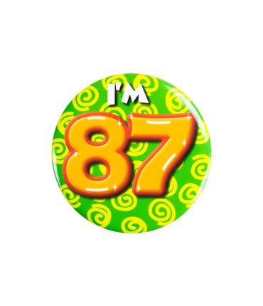 Button klein - i'm 87