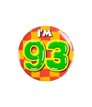Button klein - i'm 93