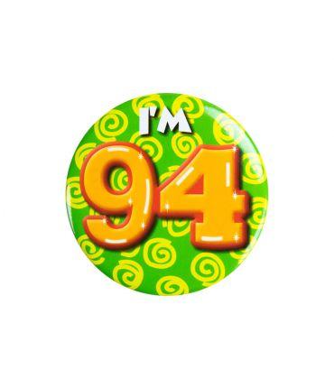 Button klein - i'm 94