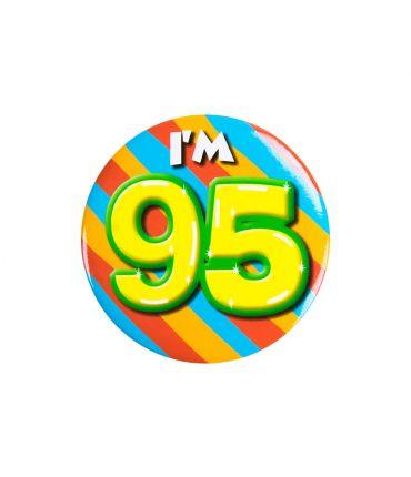 Button klein - i'm 95