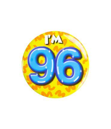 Button klein - i'm 96