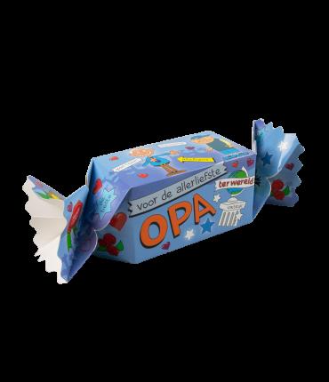 Kado/Snoepverpakking nieuw - Opa