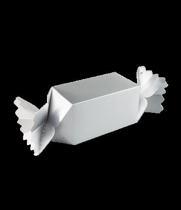 Kado/Snoepverpakking Special - Zilver