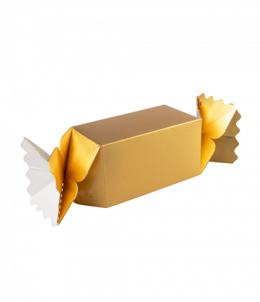 Kado/Snoepverpakking Special - Goud