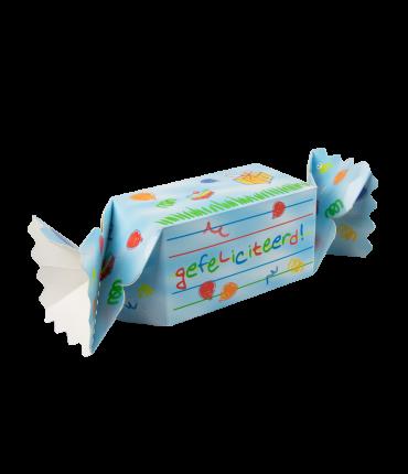Kado/Snoepverpakking Kids - Gefeliciteerd